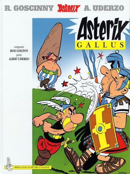 Astérix Et Obelix Latin For Everyone