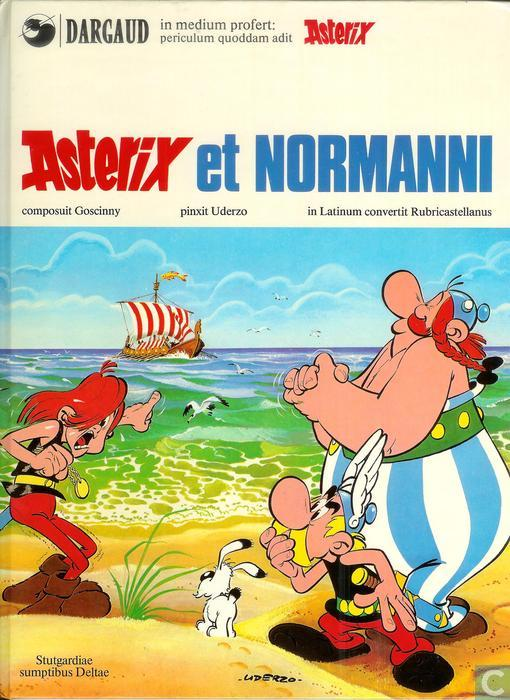 Asterix Et Obelix Latin For Everyone
