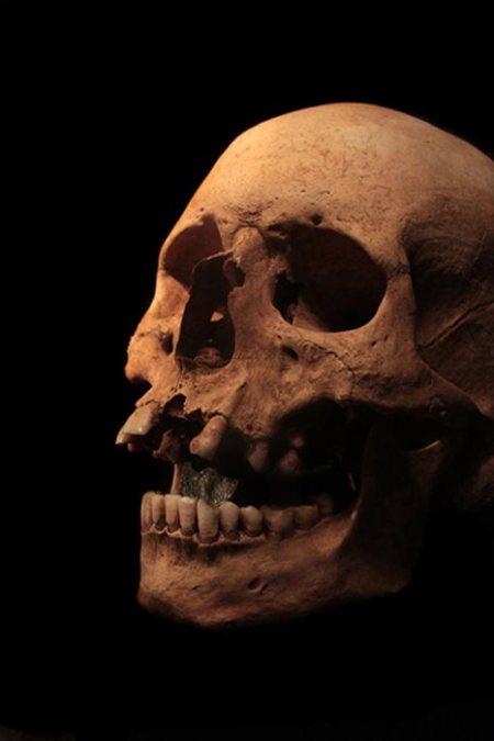 Roman-skull